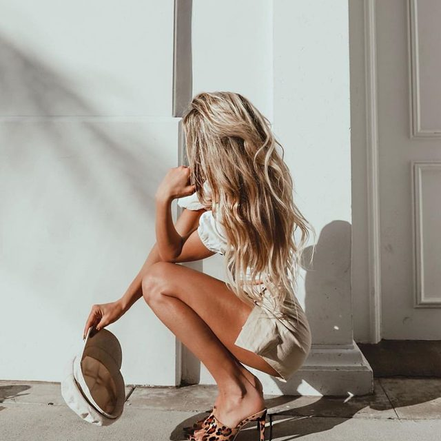 the summer lineup. @leximars in the Oliver Heel. #rayeallday