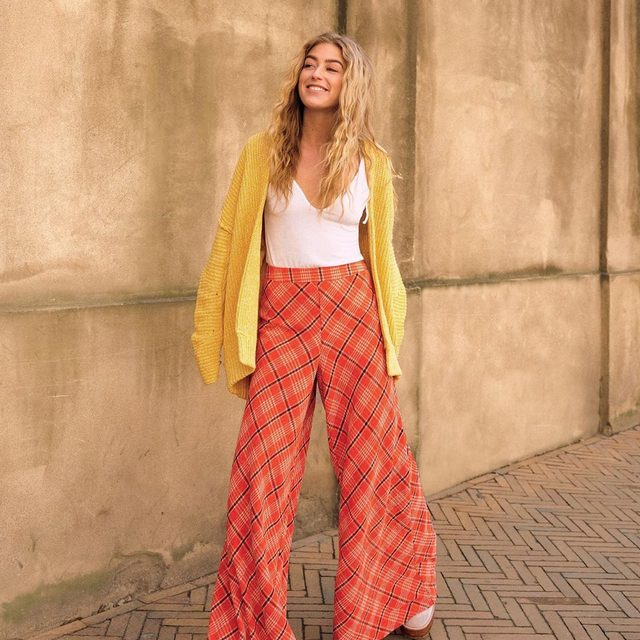 Your closet thinks you should definitely own these pants. @emilisindlev in the Wonderland Wide-Legs.