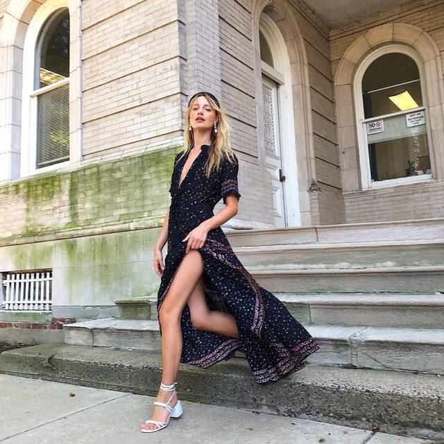 Make way for the Rare Feelings Maxi Dress.