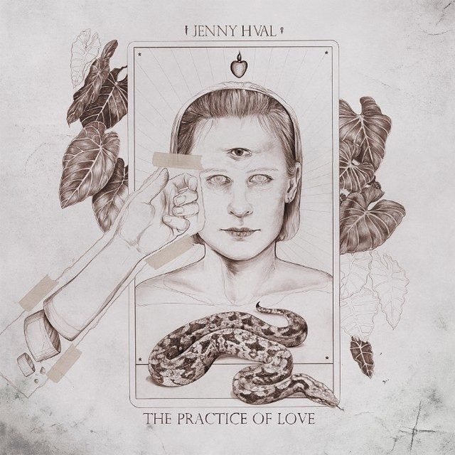 """Jenny Hval's """"Ashes to Ashes"""" is a series of reminiscences about dreams—about the acts of burial, songwriting, and fucking, in that order— delivered with the off-kilter elegance you'd expect from a keen student of Kate Bush and Björk.  Head to the link in our bio to listen to this Best New Track."""