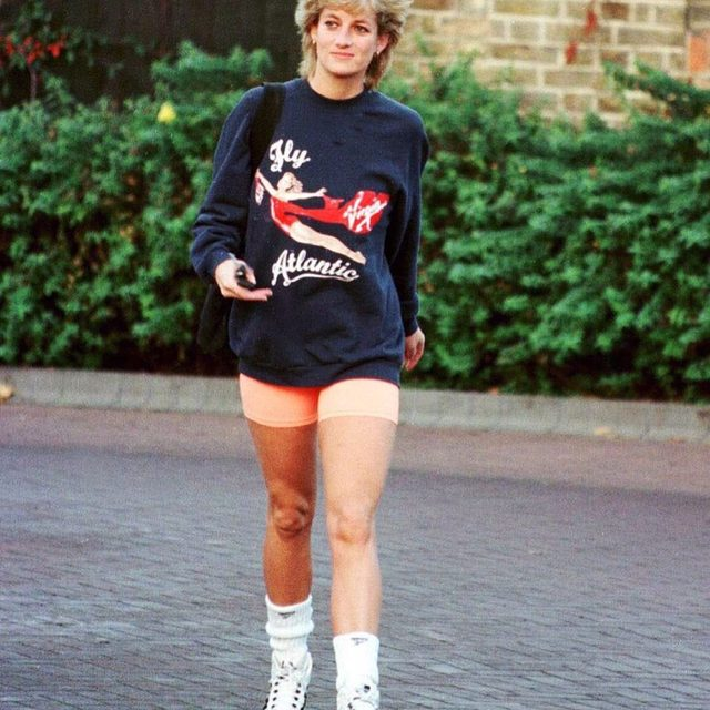 Just how much is Princess Diana's tabloid-foiling sweatshirt worth? According to a recent auction, a lot. @vfvanities breaks down the full history behind the iconic item, plus its unbelievable price tag, at the link in bio.