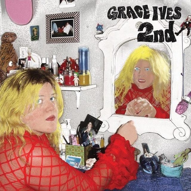 On 2nd, Grace Ives' debut full-length, the New York musician captures that early-20s isolation and anxiety of faking it til you make it in the big city. The salad days (at least if you're doing 'em right) are also full of fun-bad decisions and early mornings on the dancefloor. Head to the link in out bio to check out other great under the radar records released this spring.