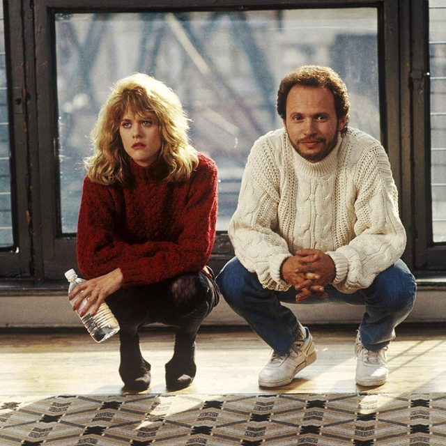 We'll still have what she's having. Thirty years after it revitalized the rom-com genre, When Harry Met Sally remains a monument to the joy of partnership. Read V.F.'s full toast to the film at the link in bio.