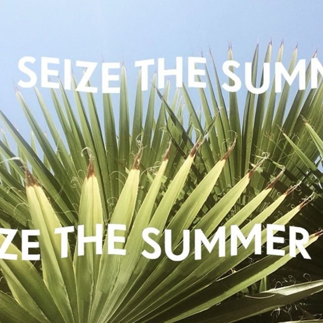 Seize the summer. We're celebrating National Give Something Away Day with a weekend of giveaways. Comment on your on your favorite FP Instagram photo for a chance to win the featured style through Sunday. Oh, and you might want to check back Monday and Tuesday for something extra. See you in the comments...