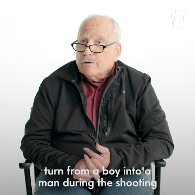 From Jaws to Daughter of the Wolf, Richard Dreyfuss reflects on his storied career. Full video at the link in bio.