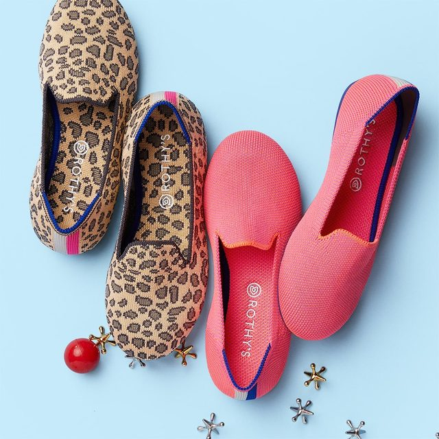 Psst...We make really cute small shoes, too.