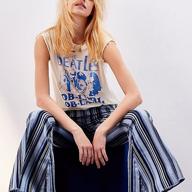 Don't worry, summer-friendly denim is here.