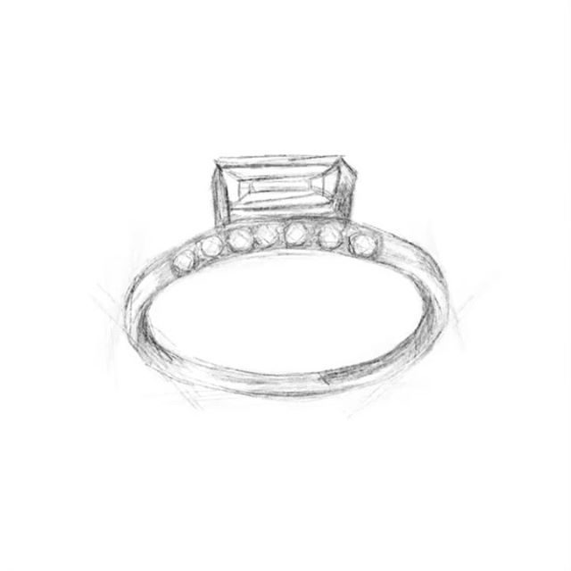 Inspired by our passion for personalization, we're challenging you to put your personal touch on one of our designs. Tell us how you'd create your dream diamond ring, necklace, bracelet or earrings (we'll accept drawings, written ideas etc.) • 🔗in bio to enter! The winner will receive their final jewelry design, which may even become a part of our collection. Only entries through the link in bio will be considered. Contest closes Sunday, July 21st, 2019 at 11:59 pm PST.