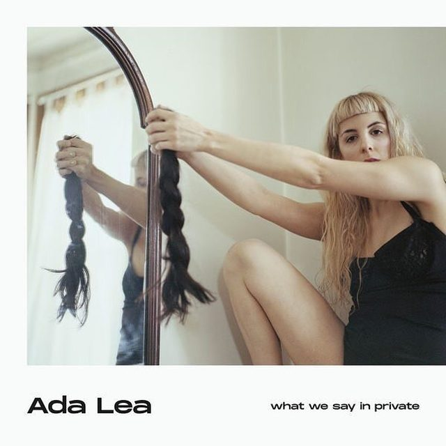 Ada Lea's debut album, what we say in private, is a peculiar vortex of intense emotion and experimental pop. Her music is a fusion of solemn acoustic-guitar melodies, belligerent distortion, warped saxophone cries, field recordings of birds and snowmobiles, and volatile tempo fluctuations. She creates a space for a vision of indie rock that's both bright and moody, fiery and introspective. Head to the link in our bio to learn more.