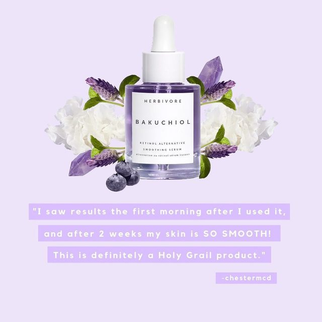 Have you tried Bakuchiol Retinol-Alternative Smoothing Serum yet? 🔮Let us know what you think by leaving a review on our website or on sephora.com! 🙏💜✨ #bakuchiol #powerofpurple #retinolalternative #trulynaturalskincare #beyondcleanbeauty