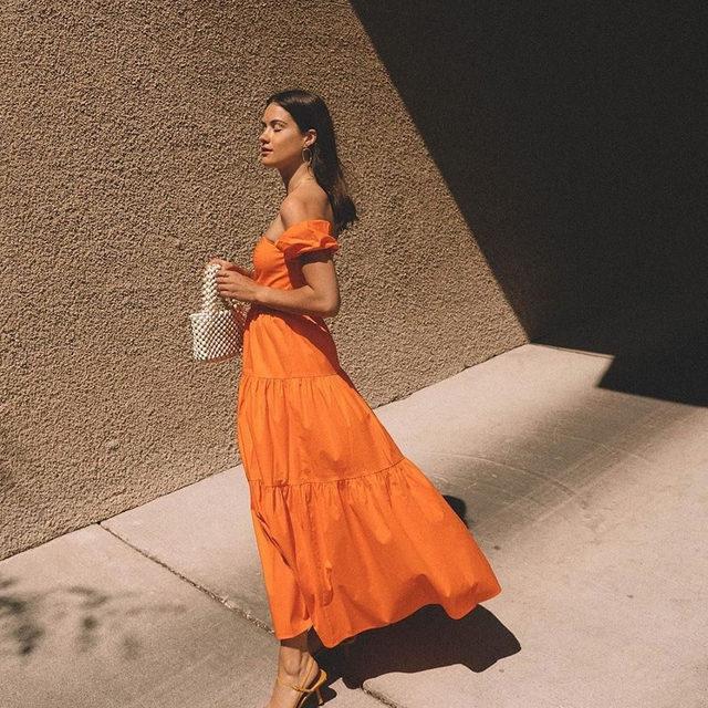 Orange crush 🍊 @sarahchristine