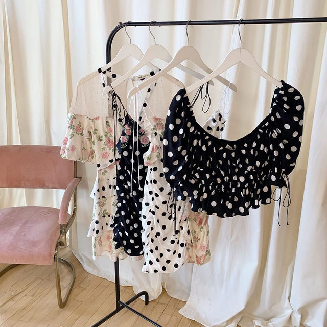 Did someone say polka dots? #summer19