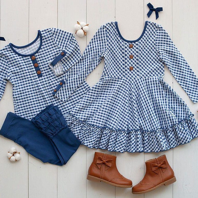 This or that..which outfit would your little girl choose?