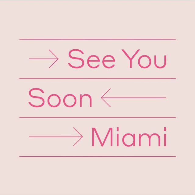 We're coming for you, MIA.  Our Miami store opens in the heart of the Design District on 8/1. #cuyanaMIA.