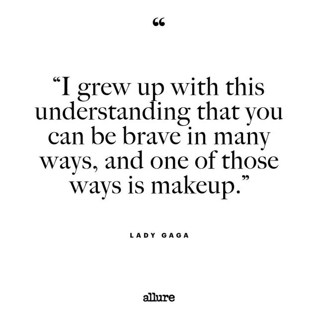 @ladygaga is the older sister I never had. Tap the link in the bio to read more about her Haus Laboratories Beauty Line and why she is an inspo to us all 💄