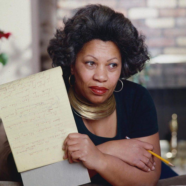 Toni Morrison, the Nobel- and Pulitzer Prize–winning author and educator, has died. In memoriam, we are republishing an interview that appeared in the April 1981 issue of Vogue in the link in our bio.