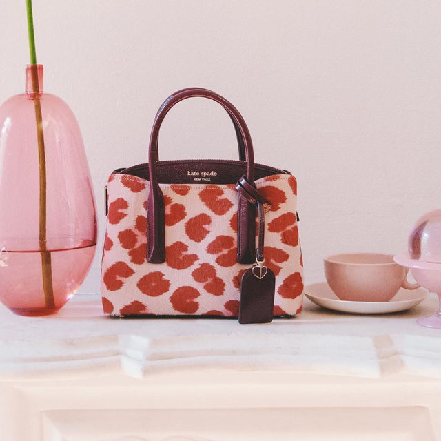 spotted. our new margaux. #katespade #loveinspades