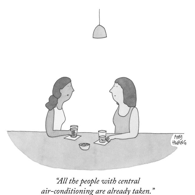 Swipe right if you have A.C. #TNYcartoons