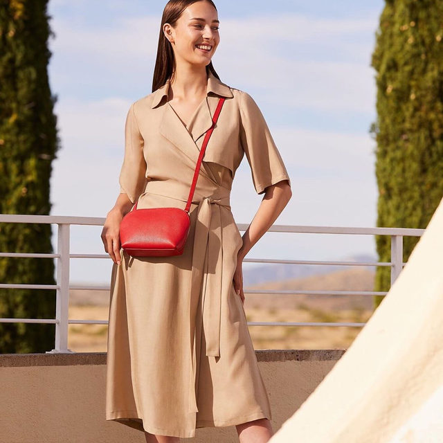 The August Collection is here. Featuring the new Travel Case Crossbody. Inspired by our Travel Case Set, our crossbody version is crafted from soft Argentine leather and perfect for your on-the-go necessities. Available now in a fresh fall palette.