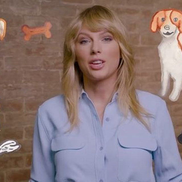 """In a very special episode of #GoAskAnna, September cover star @taylorswift has the floor. """"I have some questions for you,"""" she tells our EIC, """"things I've been dying to know. I think the internet will agree with me."""" Tap the link in our bio to watch the full video. Directed and Illustrated by @theselby Producer @camillaferenczi Production Assistant @lilyhmccann  Fashion Editor @tangino DP @ZtEisen  AC @lil.wontons  Gaffer/Grip Gautam Kadian  Sound @thesoundcoop @philshipmansound Animator @michelsgh"""