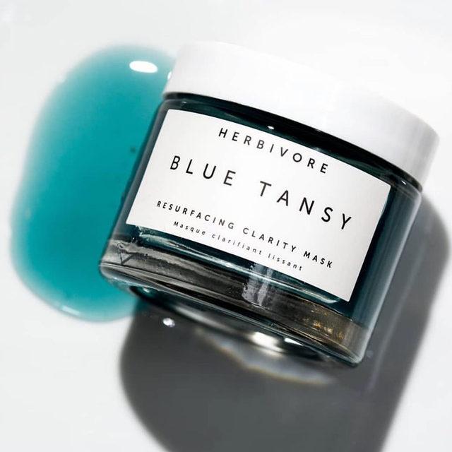 """Would give this 10 stars if I could. It has honestly changed my face! I have a lot of acne, acne scarring, and general redness on my cheeks. I use this religiously because it has completely cleared my face, faded my scars, and reduced the redness."" 💙💦Review by mackdaddy3 via Sephora photo @makeupcounterculture #bluetansy #bluetansymask"