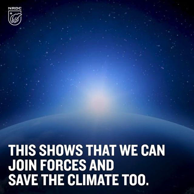 In the early 1970s, scientists discovered that chlorofluorocarbons—chemicals used in aerosol spray cans, refrigerators, air conditioners, plastic foams, and various industrial processes—were destroying the ozone layer, which protects life on earth from deadly UV radiation. After indeed finding a growing ozone hole over Antarctica—threatening millions of lives and risking the world's agriculture—governments took action. In 1987, 25 countries signed the Montreal Protocol, a commitment to phase out ozone-depleting chemicals worldwide. More than 30 years later, 197 countries are on board, and the ozone hole is shrinking, making the protocol the most successful environmental treaty in history. We worked together to avert a major environmental disaster—we can save the climate too. Learn more by visiting the link in our bio.  #ozone #ozonelayer #climate #climatechange #environment #actonclimate #radiation #agriculture #saveourearth