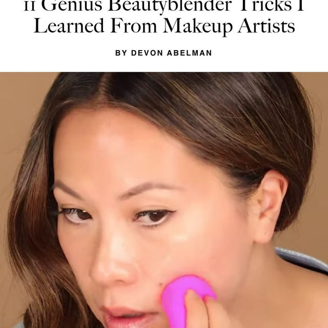 Your makeup and skin-care routines will never be the same after you incorporate these unexpected tips from professional makeup artists. Link in bio!
