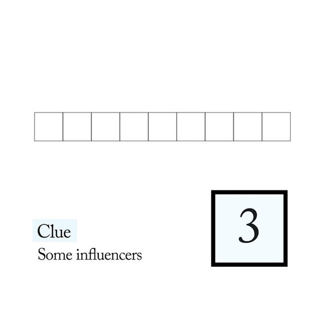 Can you solve these crossword clues? Swipe to see the answers, then tap the link in our bio to read about the crossword constructor Aimee Lucido's puzzle-making process.