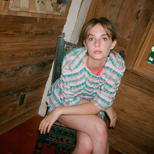 If these two breakout roles weren't enough to make for a massive summer, @maya_hawke just introduced fans to her musical stylings, releasing two dreamy, romantic folk songs. Tap the link in our bio to listen. Photo by @mastergia
