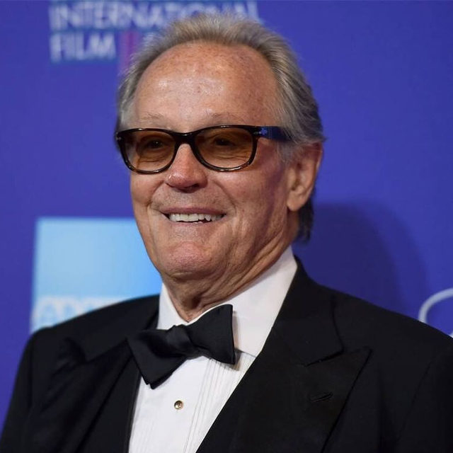After his battle with cancer, Peter Fonda has passed away at 79. 💔 (📷: Shutterstock)