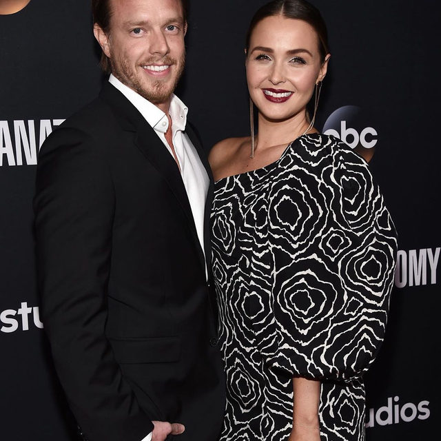 #GreysAnatomy's Camilla Luddington has found her person for life: She is officially married! Link in bio for the wedding details. 💍 (📷: Getty Images)