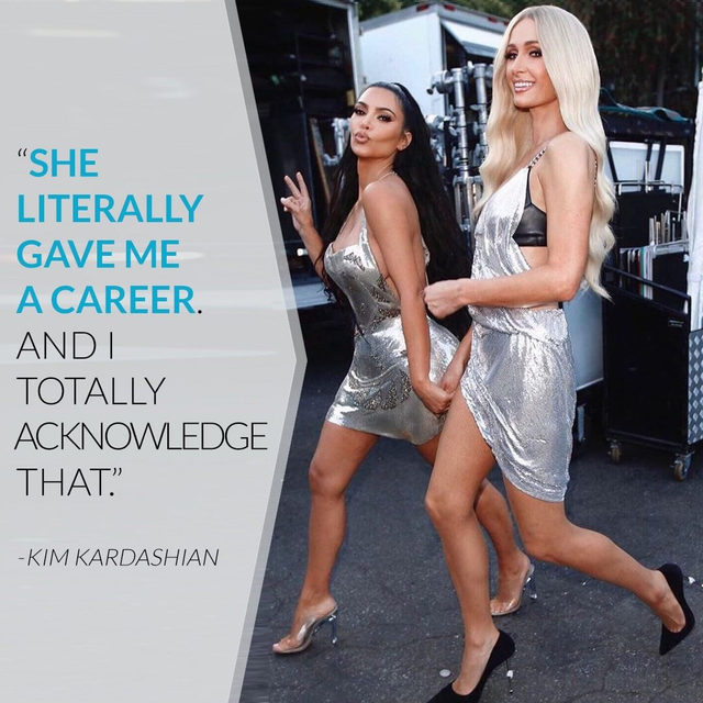 "In a new #KUWTK clip, Kim Kardashian proved that she's loyal to Paris Hilton no matter what and would ""do anything"" for her. Link in bio to watch. (📷: @kimkardashian)"