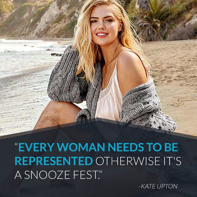 Kate Upton's response to Victoria's Secret fashion show being canceled is 🔥 Head to the link in our bio for everything she had to say.