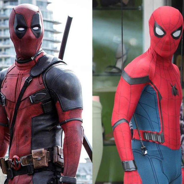 Ryan Reynolds has a solution for those of us mourning Marvel's loss of Spider-Man and it includes Deadpool. Our love is blind over this idea at the link in bio. (📷: 20th Century Fox, AKM-GSI)