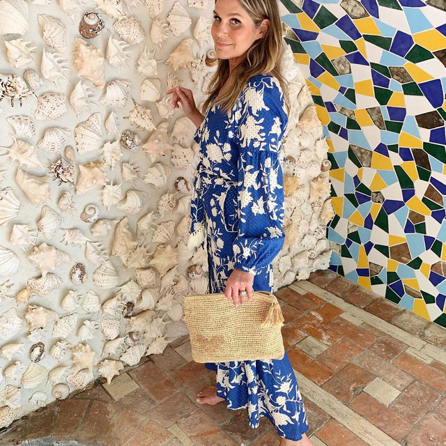 In honor of our newest fragrance, Limone di Sicilia.. Inspired by the beauty of Southern Italy... Link in bio to shop some of my favorite pieces in the AERIN Sicily Edit #AERINbeauty #AERINhome #FriendsOfAERIN