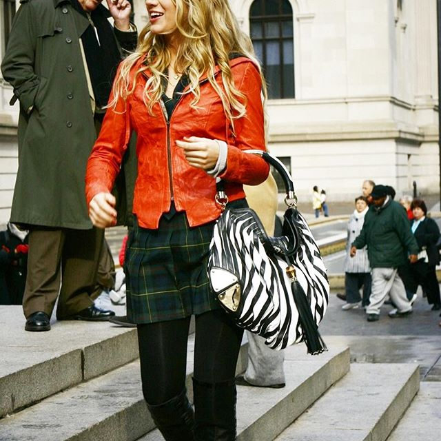 From her days as Serena van der Woodsen to stunning on the steps of the Met, Blake Lively has a style we'll never get tired of. In honor of her birthday, tap our link for some of her most unforgettable looks to date. photos: getty images