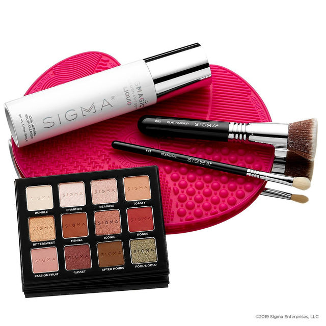 Afholte Sigma Makeup Products & Beauty Products | Sigma Beauty UL-19
