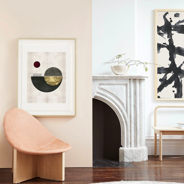 It's here! The NEW 2019 fine art collection is out now. Your walls and art are a reflection of what you love, so fill them with pieces that speak to you. Shop now via the #linkinbio. Art by @dropofmidnight + @aftonharding. #MintedArt