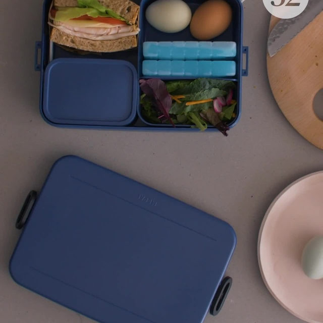 And just like that (!!) it's time to head back to school. Let's put the days of brown bag lunches behind us and invest in these Danish-designed bento boxes. They have storage compartments aplenty for all your PB&Js, chips, veggies... whatever's on the lunch menu. Best of all? As part of our last Summer Friday, they're coming with two free cooler packs, just today. Head to the link in bio to shop this sale (plus a few more surprises!).