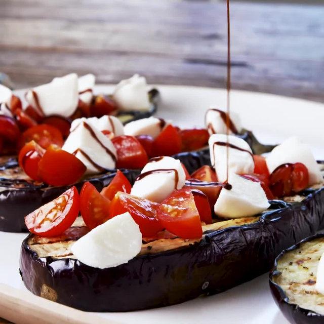 What that 🍆 doooo  #Delish #DamnThatsDelish #eggplant