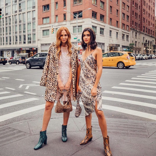 Tag a friend who loves animal prints just as much as you 🐆 Photo of @saracovey & @alexismaymcmullin (link in profile to shop)