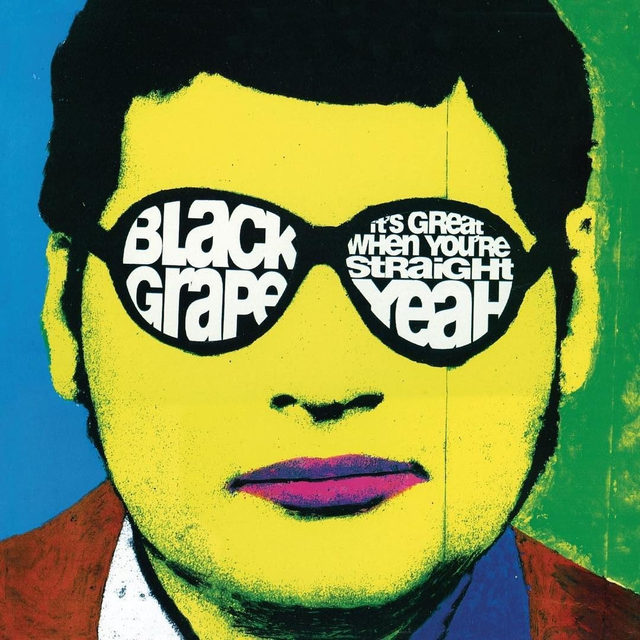 Black Grape's It's Great When You're Straight...Yeah is the moment, post-rehab and recovery, when parties start being fun again. Read why it's one of the best Britpop albums ever in the link in our bio.