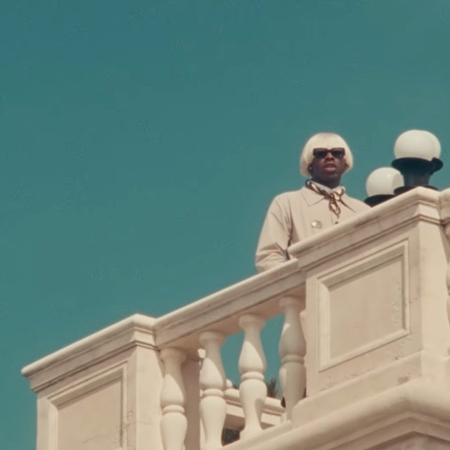 "Tyler, the Creator has shared the new video for his IGOR track ""A BOY IS A GUN*."" Watch it in the link in our bio."