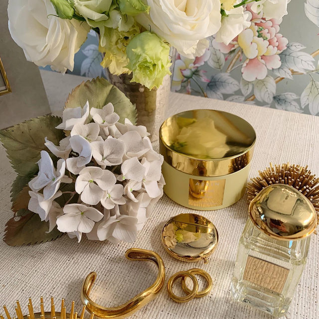 Love our new fragrance Limone di Sicilia.. Feminine citrus scent... Perfect for any time of year #AERINbeauty