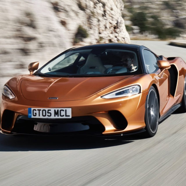 Can a carbon-fiber mid-engine performance machine make for a comfortable grand-tourer? McLaren's new GT wants to be both things at once. We finally got the chance to find out if the car can actually pull it off.