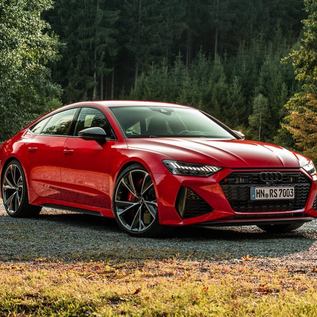The 2020 Audi RS 7 puts nearly 600 horsepower and all the luxury you need in a striking package. It's effortlessly quick, as we discovered during our first drive test of the car. Would you take it over the US-bound RS6 Avant?