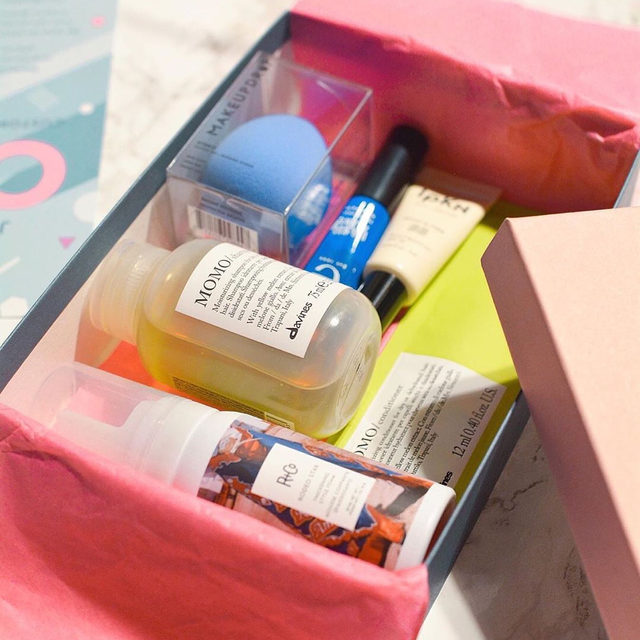 We're positively blushing over this unboxing shot! 🤠☺️ #FridayFeature | Regram: @jesslosgar  Tag @Birchbox when you unbox! We love to see how you're using your products!