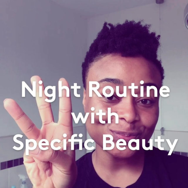 I've been a huge fan of @specificbeautyskincare's Active Radiance Moisturizer with SPF30 so I was more than happy to fall on my sword and try out their night routine (life's so hard 😜). Here's the rundown:  The Daily Gentle Cleanser is rich and creamy in texture - a welcome respite for dry skin. The Advanced Dark Spot Corrector Pads are great for sensitive skin - no tingly sensation (plus there's 90 days worth of pads!). I didn't notice the Intensive Skin Brightening Serum had retinol in it - it's so gentle (be sure to wear SPF if you use it in the morning) and the Radiance Repair Night Treatment is just thick enough to give your skin some bounce but not so heavy that it sits on your skin before going to bed. 5 stars! - @elekima B Team member.  #itsyoutime #nighttimeroutine #skincare #goodskincarefundamentals