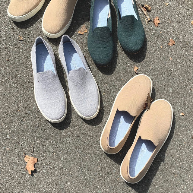 Meet merino. Your new favorite shoes.
