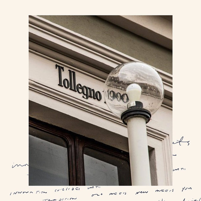 We're thrilled to partner with Tollegno 1900 to ethically source the highest quality merino wool for our new collection. Internationally revered for their superb craftsmanship and steadfast commitment to sustainability, Tollegno 1900 provides unparalleled natural materials and textiles to the fashion world.